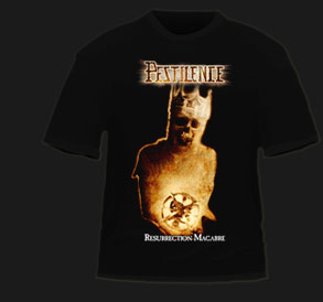 Pestilence: Resurrection Macabre -t-shirt